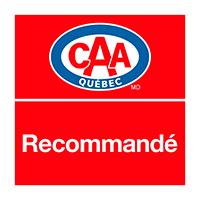 CAA Québec Garage recommandé