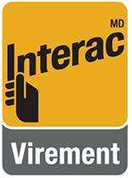 Virement Interac